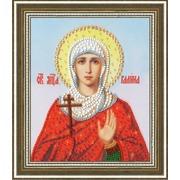 """Набор для вышивания бисером Золотое Руно """"Икона Святой Мученицы Галины"""""""