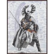 """Набор для вышивания крестом Палитра """"Проба меча"""""""