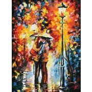 """Набор для раскрашивания Белоснежка """"Поцелуй под дождём"""""""