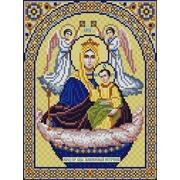 """Канва/ткань с нанесенным рисунком Конёк """"Богородица Живоносный источник"""""""
