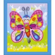"""Набор для вышивания бисером Риолис """"Сказочная бабочка"""""""
