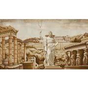 "Канва/ткань с нанесенным рисунком Конёк ""Античная Греция"""