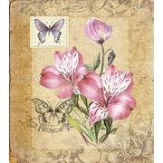 """Набор для вышивания Матрёнин посад для создания открыток """"Лиловая соната"""""""