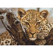 """Гобелен Luca-S """"Леопард"""""""
