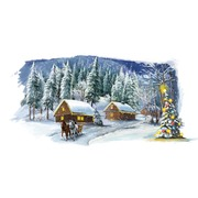 """Набор для вышивания крестом Матрёнин посад """"Рождественская сказка"""""""