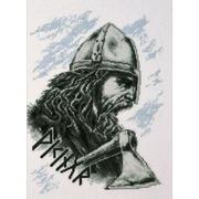 """Набор для вышивания крестом Палитра """"Викинг"""""""