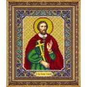 """Набор для вышивания бисером Паутинка """"Святой Великомученик Иоанн Сочавский - покровитель торговли"""""""
