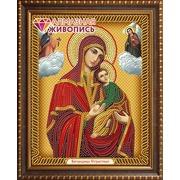 """Набор для выкладывания мозаики Алмазная живопись """"Икона Богородица Страстная"""""""