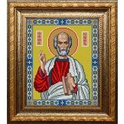 """Набор для вышивания бисером Вышиваем бисером """"Апостол Симон Кананит"""""""