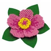 """Набор для вышивания крестом Риолис Магнит """"Цветок"""""""