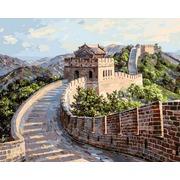 """Набор для раскрашивания Белоснежка """"Великая Китайская стена"""""""