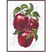 """Набор для вышивания крестом Палитра """"Спелые яблоки"""""""