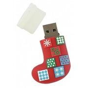 Аксессуары Hemline Устройство USB Рождественский носок 2GB