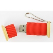 Аксессуары Hemline Устройство USB Катушка красная 2GB