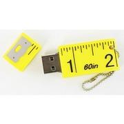 Аксессуары Hemline Устройство USB Сантиметр желтый 2GB