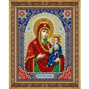 """Набор для вышивания бисером Паутинка """"Пресвятая Богородица Иверская"""""""