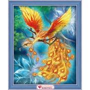 """Набор для выкладывания мозаики Алмазная живопись """"Жар-птица"""""""