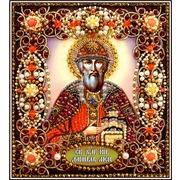 """Набор для вышивания хрустальными бусинами Образа в каменьях """"Святой Даниил"""""""