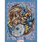 """Набор для выкладывания мозаики Алмазная живопись """"Волшебный амулет"""""""