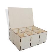 Аксессуары Коробка под чайные пакетики, 6 отдел.