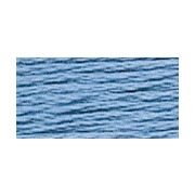 Мулине Gamma цвет №0023 голубой (х/б, 8 м)