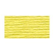 Мулине Gamma цвет №0041 св.лимонный (х/б, 8 м)