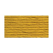 Мулине Gamma цвет №0097 золотисто-коричневый (х/б, 8 м)