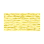 Мулине Gamma цвет №0101 бл.желтый (х/б, 8 м)