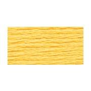 Мулине Gamma цвет №0104 желтый (х/б, 8 м)