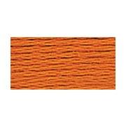 Мулине Gamma цвет №0109 морковный (х/б, 8 м)