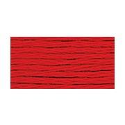 Мулине Gamma цвет №0119 яр-красный (х/б, 8 м)