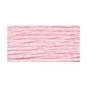 Мулине Gamma цвет №0201 св-розовый (х/б, 8 м)