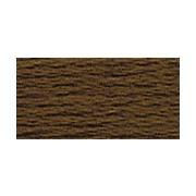 Мулине Gamma цвет №0219 коричневый (х/б, 8 м)