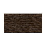 Мулине Gamma цвет №0220 т.коричневый (х/б, 8 м)
