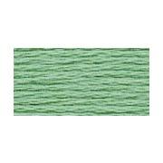 Мулине Gamma цвет №0411 св-зеленый (х/б, 8 м)