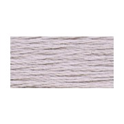 Мулине Gamma цвет №0416 св.серый (х/б, 8 м)