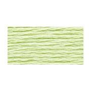 Мулине Gamma цвет №0500 бледно-салатовый (х/б, 8 м)