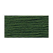 Мулине Gamma цвет №0719 т.зеленый (х/б, 8 м)