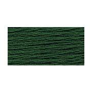 Мулине Gamma цвет №0720 т.зеленый (х/б, 8 м)