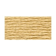 Мулине Gamma цвет №0803 св.-песочный (х/б, 8 м)