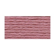 Мулине Gamma цвет №0877 гр.розовый (х/б, 8 м)