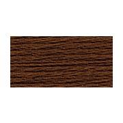 Мулине Gamma цвет №0929 коричневый (х/б, 8 м)