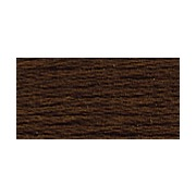 Мулине Gamma цвет №0930 т.коричневый (х/б, 8 м)