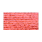 Мулине Gamma цвет №3075 яр.розовый (х/б, 8 м)