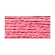 Мулине Gamma цвет №3077 розовый (х/б, 8 м)