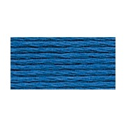 Мулине Gamma цвет №3112 св.св.синий (х/б, 8 м)