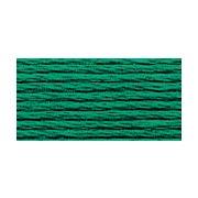Мулине Gamma цвет №3136 яр.зеленый (х/б, 8 м)