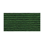 Мулине Gamma цвет №3154 зеленый-хаки (х/б, 8 м)