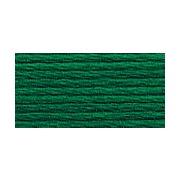 Мулине Gamma цвет №3158 т.зеленый (х/б, 8 м)
