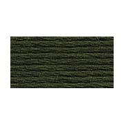 Мулине Gamma цвет №3163 коричневый-хаки (х/б, 8 м)